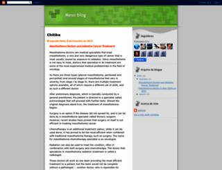 addicted-mesoblog.blogspot.com screenshot