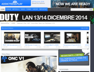 addicted2play.com screenshot