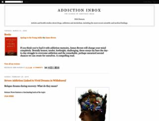 addiction-dirkh.blogspot.com screenshot