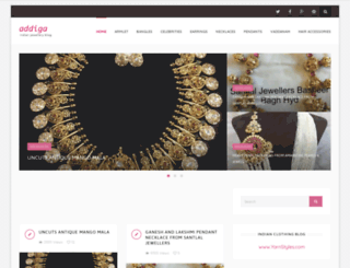 addiga.com screenshot