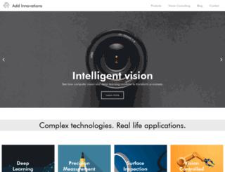 addinnovations.in screenshot