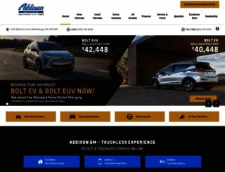 addisononeglinton.com screenshot