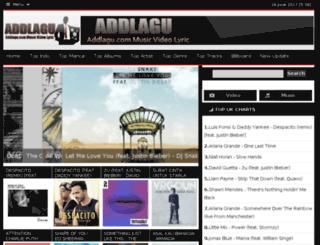 addlagu.com screenshot