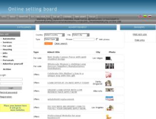 addlistsite.info screenshot