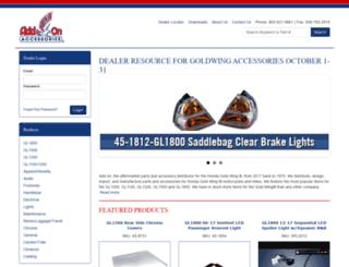 addonaccessories.net screenshot