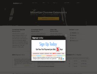 addonjet.com screenshot