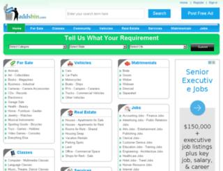 addsbin.com screenshot