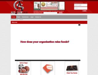 addsumcards.com screenshot