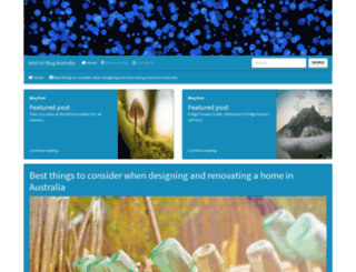 addurlblog.com screenshot
