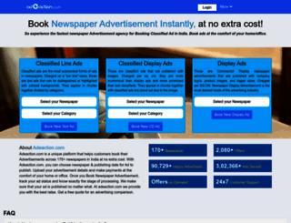 adeaction.com screenshot