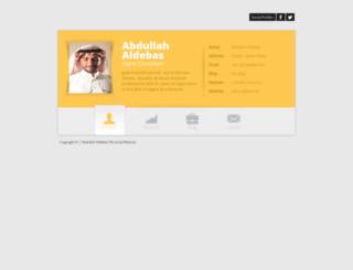 adebas.net screenshot