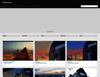 adeevee.com screenshot
