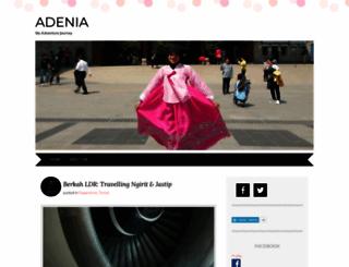 adekurniawati.wordpress.com screenshot