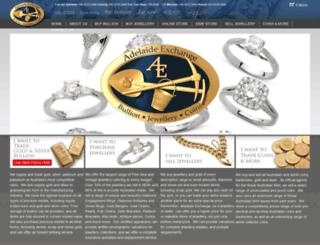 adelaide-exchange.com.au screenshot