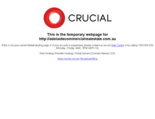 adelaidecommercialrealestate.com.au screenshot