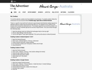 adelaidematters.com.au screenshot