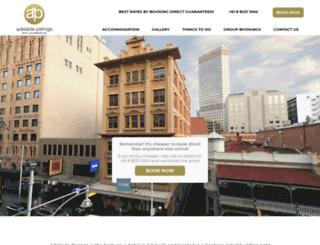 adelaideparinga.com.au screenshot