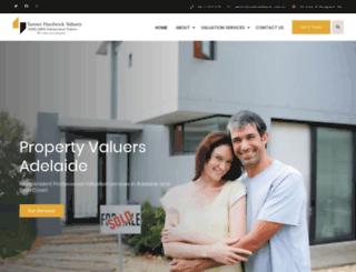 adelaidepropertyvaluer.com.au screenshot