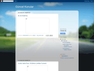 ademdenim.blogspot.com screenshot