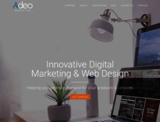 adeointernet.com screenshot