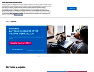 adeslassegurcaixa.es screenshot