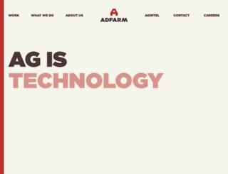 adfarmonline.com screenshot