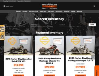 adfarrow.com screenshot