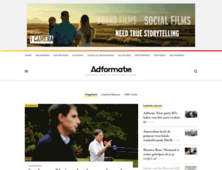 adfolive.nl screenshot