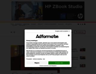 adformatie.nl screenshot
