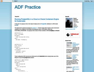 adfpractice-fedor.blogspot.com screenshot