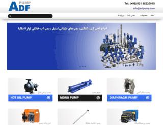 adfpump.com screenshot