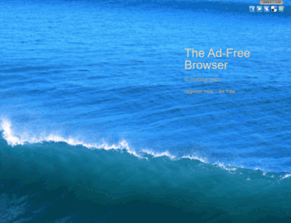adfree.com screenshot