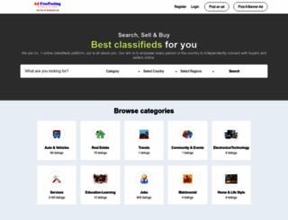 adfreeposting.com screenshot