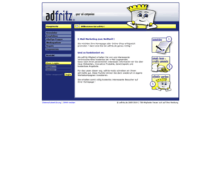 adfritz.de screenshot