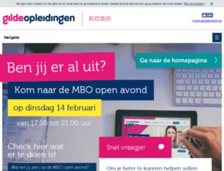 adfs.gildeopleidingen.nl screenshot