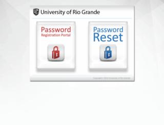 adfs.rio.edu screenshot