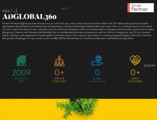 adglobal360.ae screenshot
