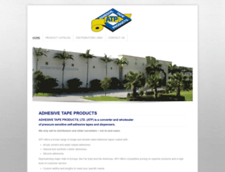 adhesivetape.com screenshot