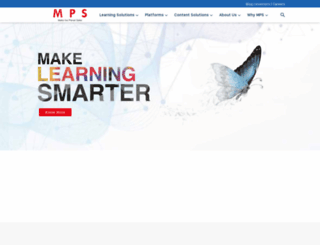 adi-mps.com screenshot