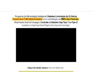adiabetescontrolada.net screenshot