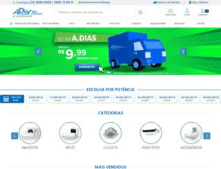 adias.com.br screenshot