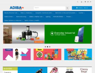 adibba.com.ng screenshot