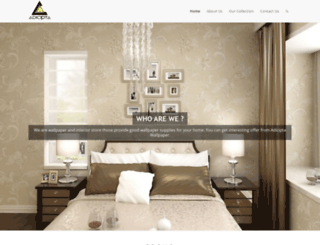 adiciptawallpaper.com screenshot