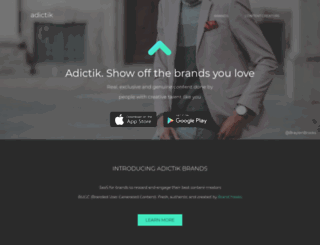 adictik.com screenshot