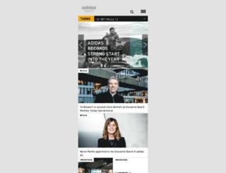 adidas-group.com screenshot