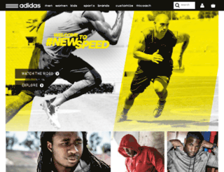 adidascanadashop.com screenshot