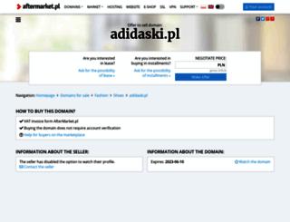 adidaski.pl screenshot