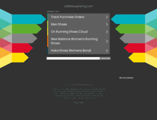adidasnations.com screenshot