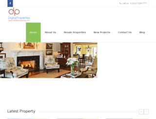 adigitalproperties.com screenshot