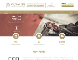 adihex.net screenshot